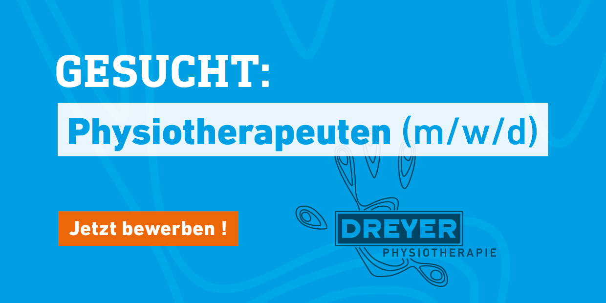 Stellengesuch Physiotherapeut (m/w/d)