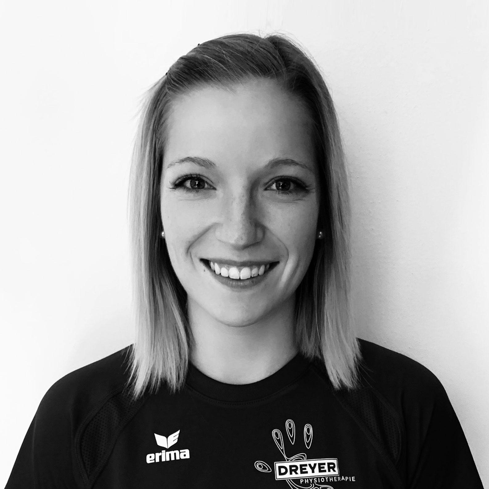 Kathrin Rogler, Physiotherapeutin im Team von DREYER Physiotherapie